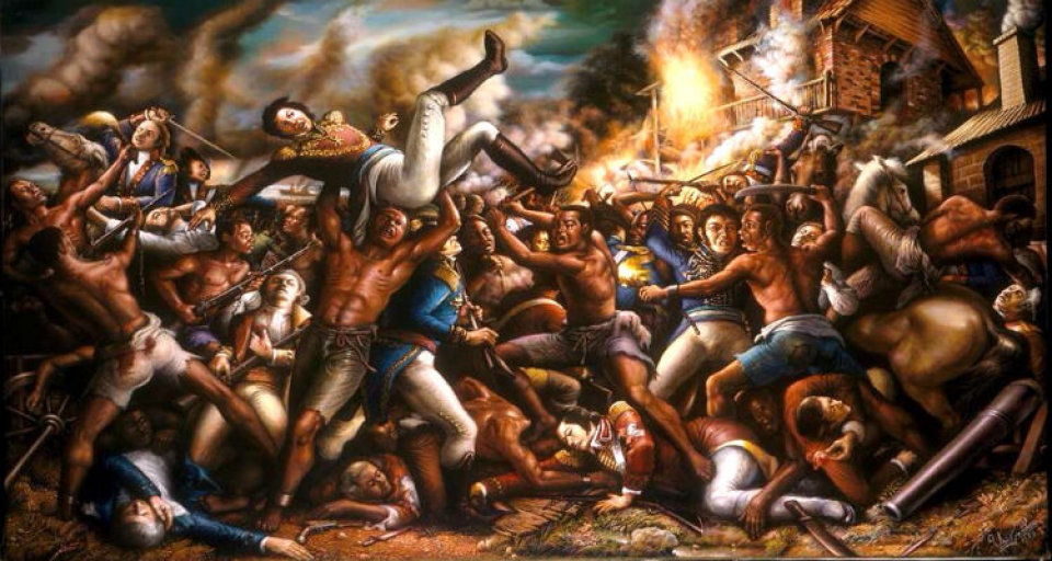 Image result for bussa slave uprisings in the british west indies